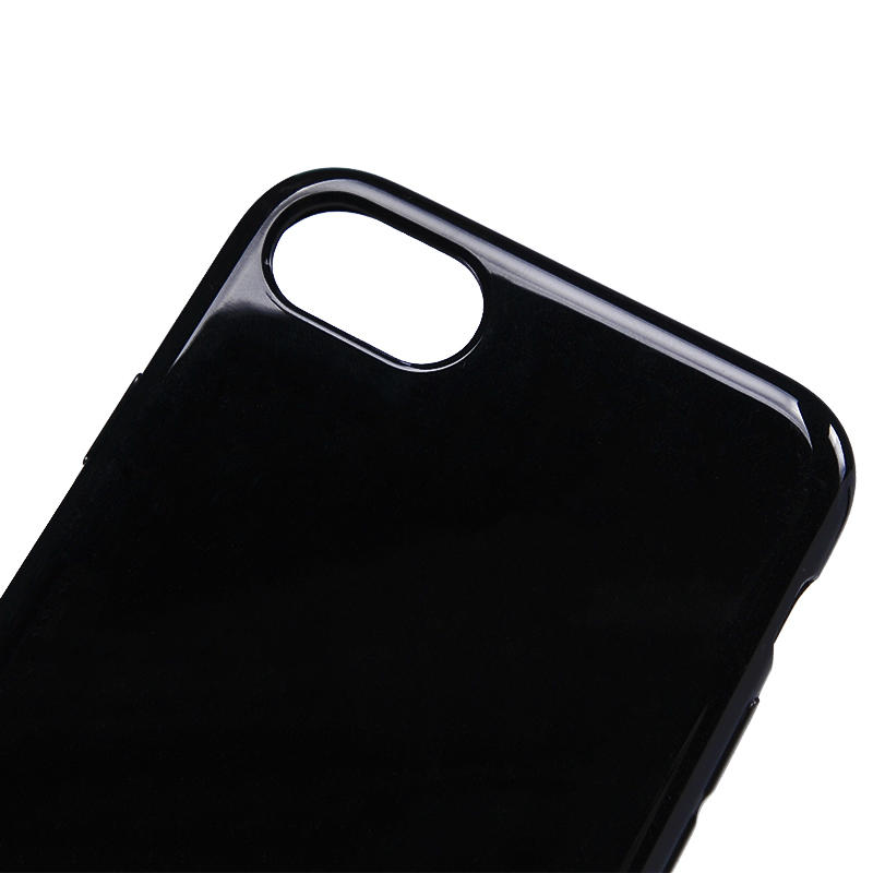 black iphone 11 case series for business-3