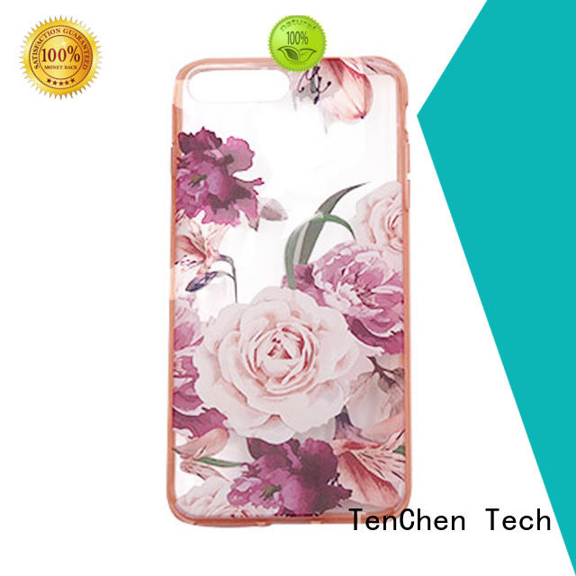 wood mobile phones covers and cases iphone shockproof TenChen Tech Brand