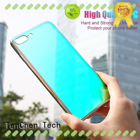 TenChen Tech rubber phone case design maker directly sale for retail