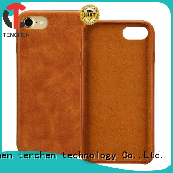 wooden phone case manufacturer back cover for retail TenChen Tech