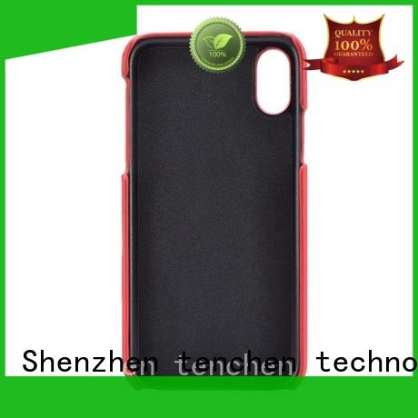 TenChen Tech back cover carbon fiber phone case manufacturer for home