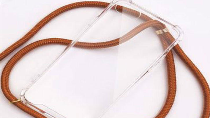 New iPhone case with lanyard / strap