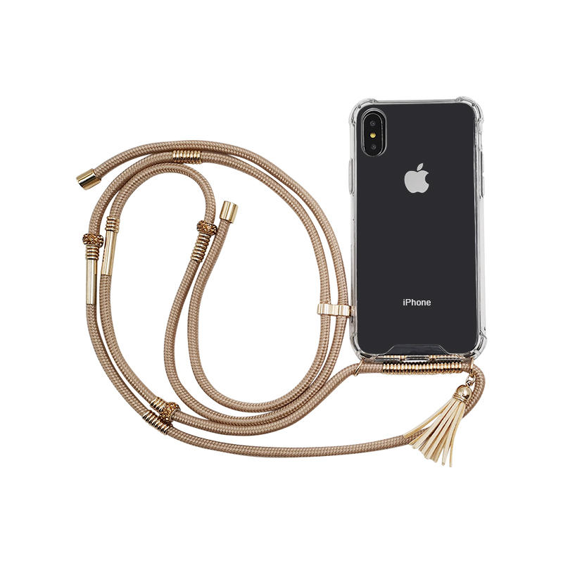 product-TenChen Tech-Tassel necklace protective mobile phone case for iPhone-img