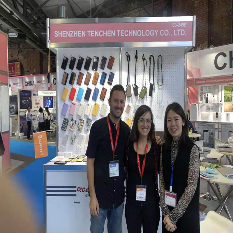 TenChen Tech-China Tenchen Phone Case Factory Successful Ifa Fair In Berlin Germany,-3