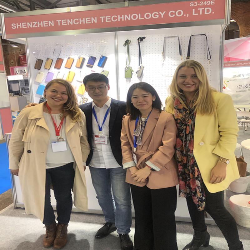TenChen Tech-China Tenchen Phone Case Factory Successful Ifa Fair In Berlin Germany,-5
