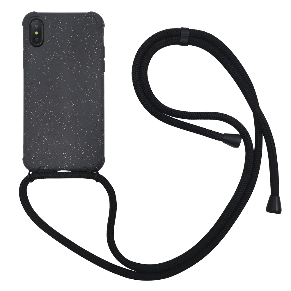 news-New Arrival Eco-friendly Lanyard Phone Case-TenChen Tech-img