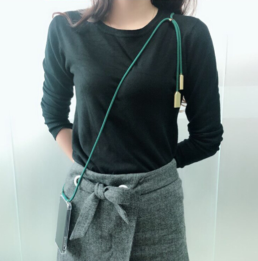 news-TenChen Tech-New trends-USB cable necklace phone case-img-1