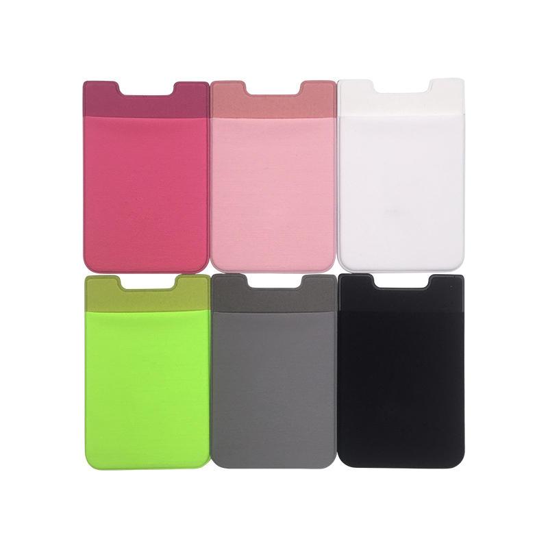 TENCHEN universal fabric card holder&sticker