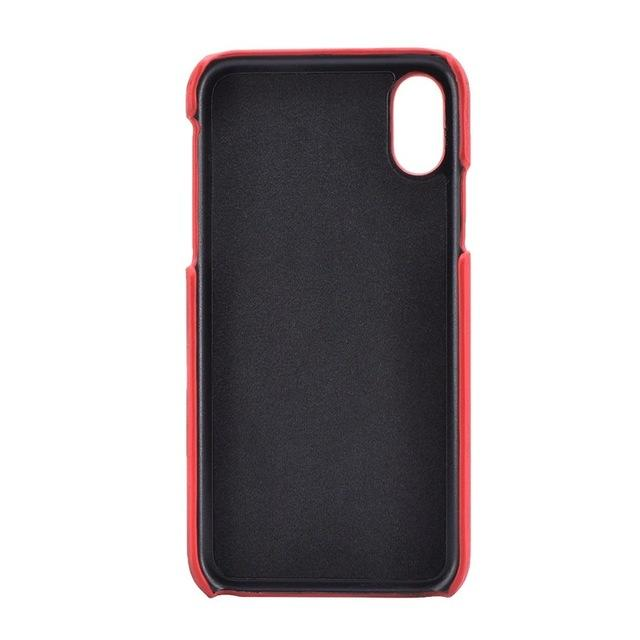 Pu&leather cell phone case with card holder