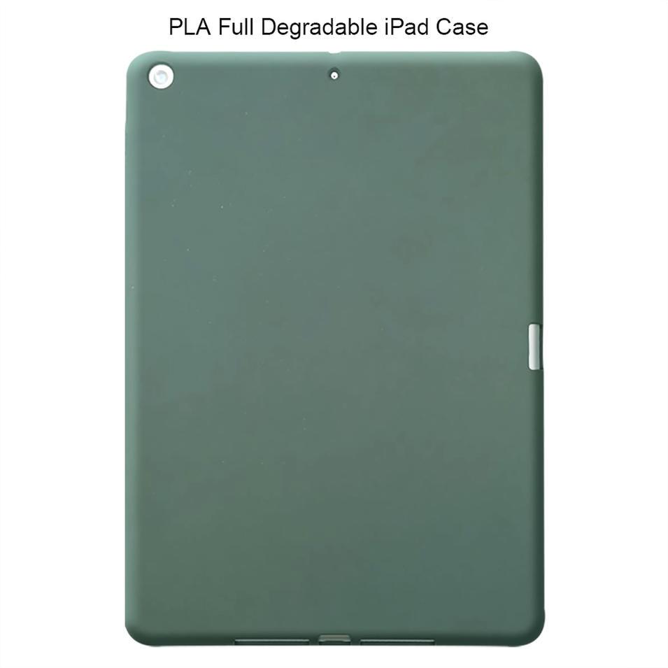 TENCHEN eco friendly zero waste bamboo fiber case for iPad