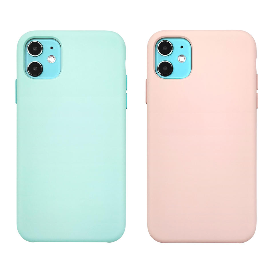 Liquid Silicone phone case protective phone cover
