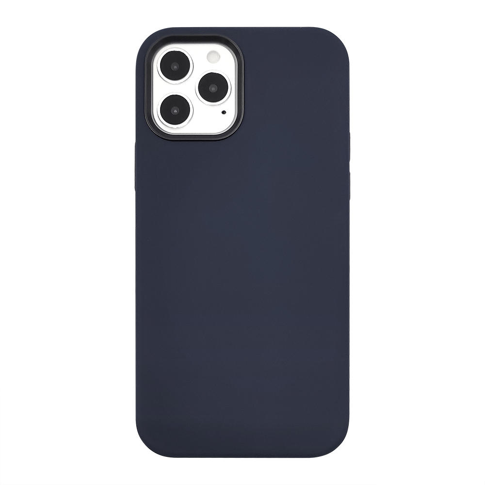 TENCHEN Silicone magasfe phone case for iPhone models