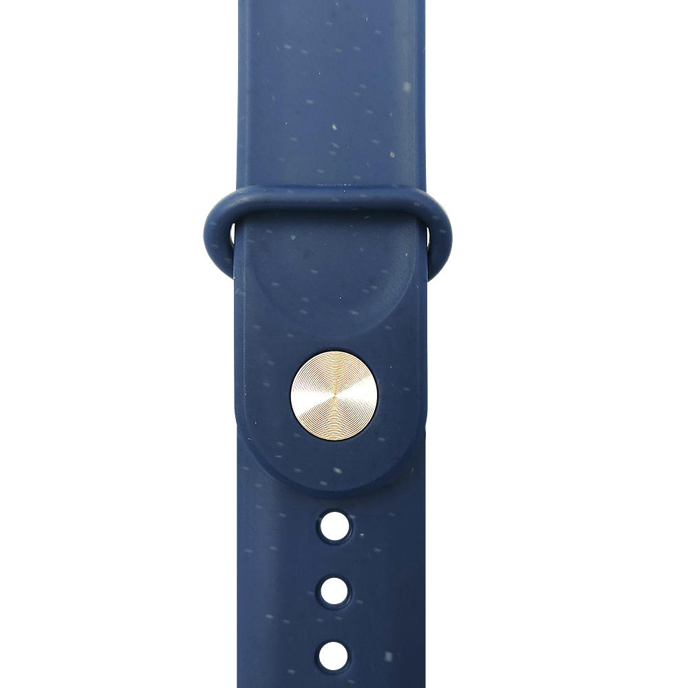 TENCHEN Eco friendly biodegradable plant fiber smart watch replacement band strap