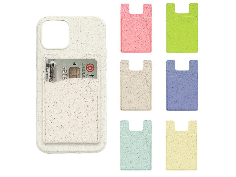 Eco friednly Phone card holder