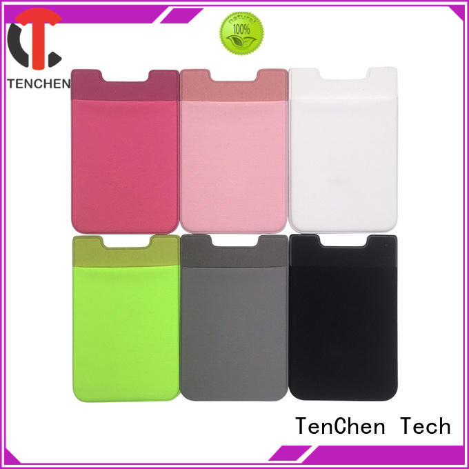 TenChen Tech transparent personalised phone covers manufacturer for store