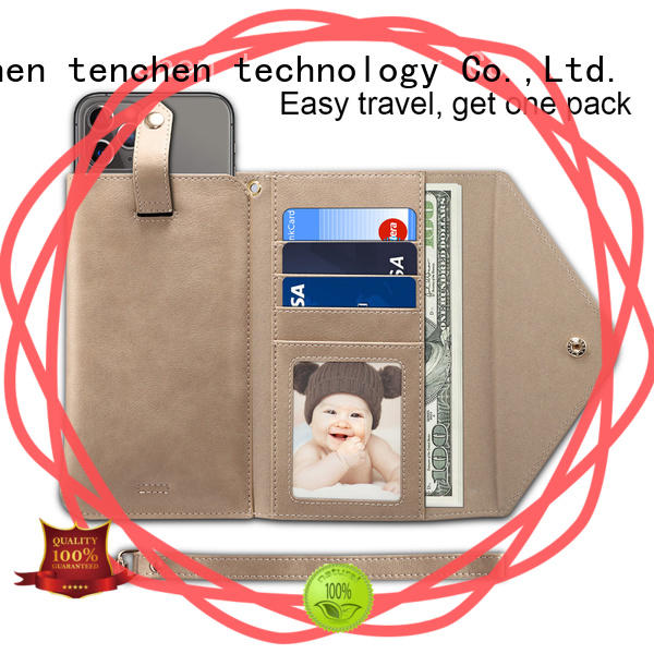 TenChen Tech custom phone case from China for retail