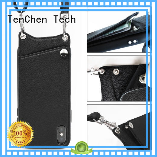 TenChen Tech mobile phone case directly sale for retail
