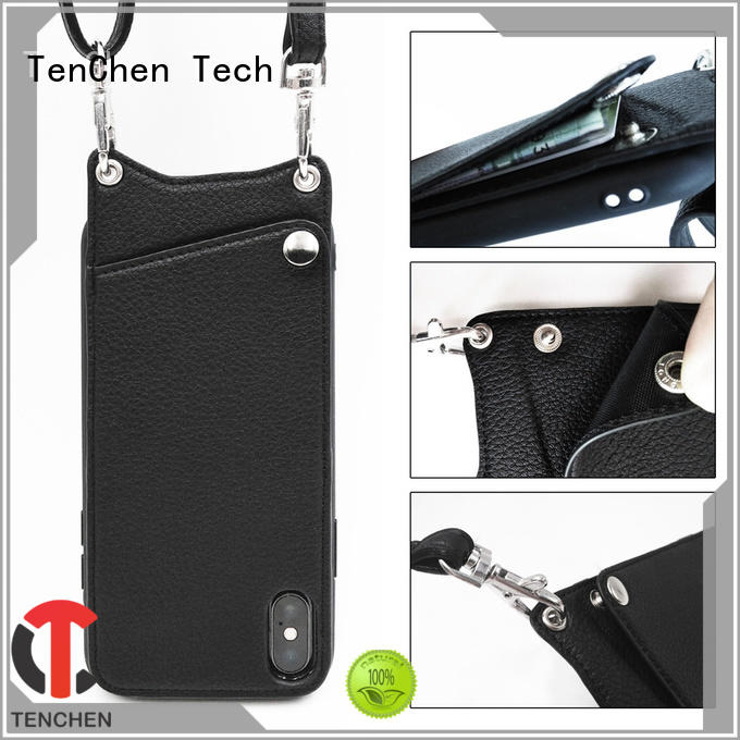 phone case with bumper for home TenChen Tech