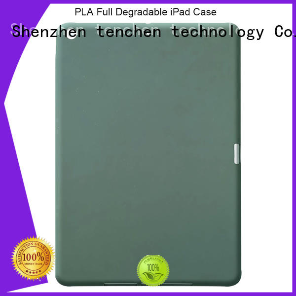 shockproof leather ipad cover factory price for shop
