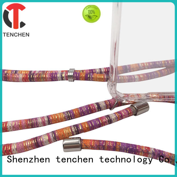TenChen Tech quality custom iphone case factory from China for store