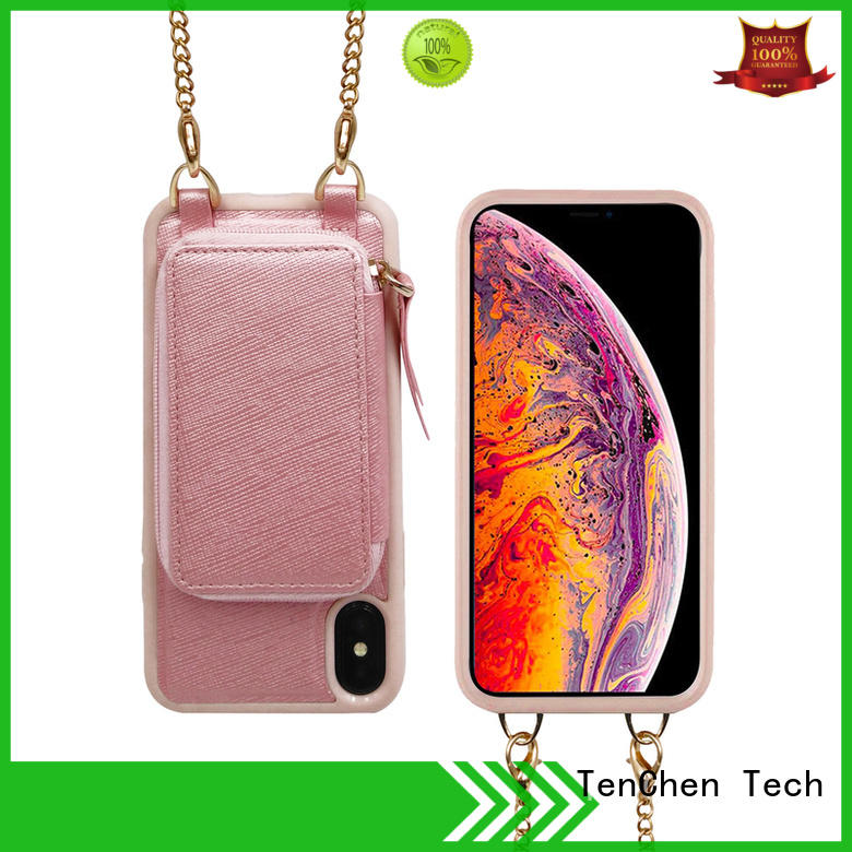 microfiber carbon fiber phone case from China for retail