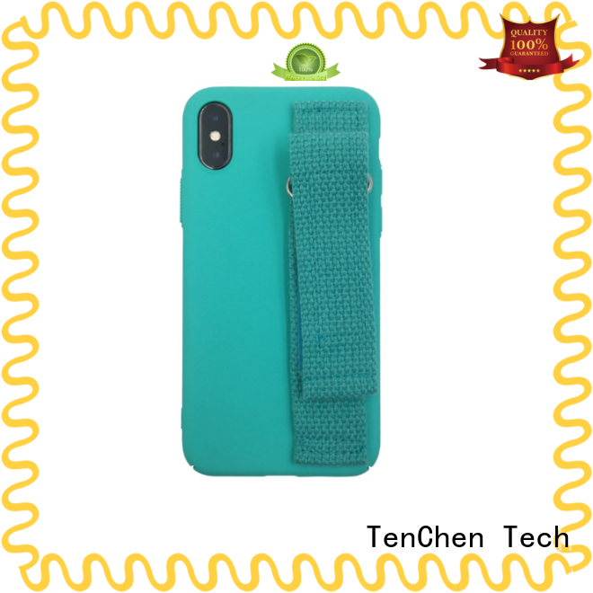 TenChen Tech smartphone case factory manufacturer for retail