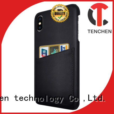 TenChen Tech clear metal case from China for business