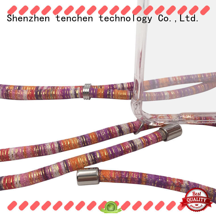 TenChen Tech coated custom cases manufacturer for shop