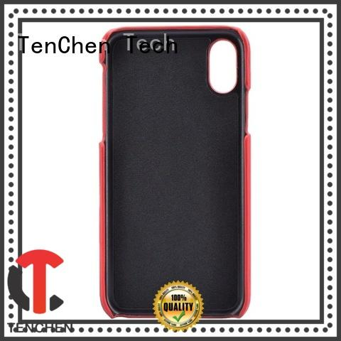 TenChen Tech silicone custom made phone case manufacturer for sale