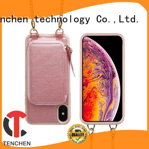 TenChen Tech microfiber metal gorilla case for retail