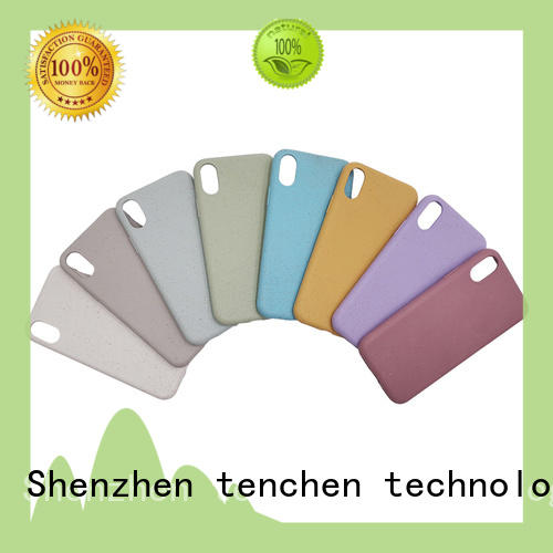 TenChen Tech transparent mobile phones covers and cases for shop