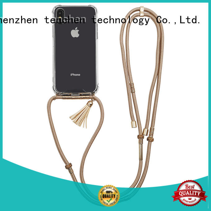 TenChen Tech customized iphone case customized for retail
