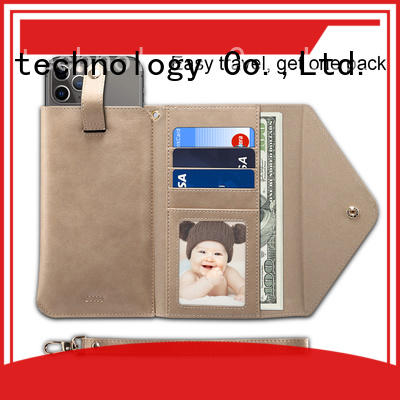 TenChen Tech hand strap biodegradable phone case customized for shop
