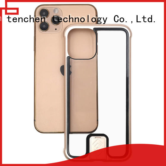 TenChen Tech colored waterproof phone case customized for shop