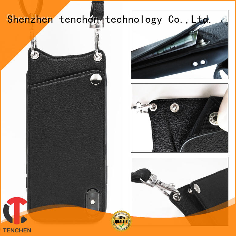 custom phone case supplier pattern for retail TenChen Tech