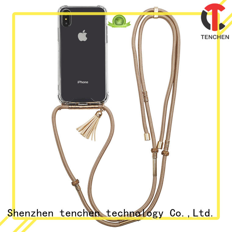 TenChen Tech clear rubber phone covers manufacturer for home