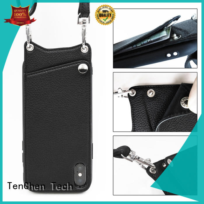 TenChen Tech clear phone case manufacturer for home
