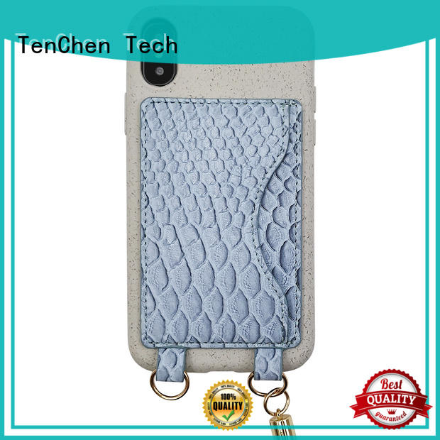 TenChen Tech eco friendly phone case series for home