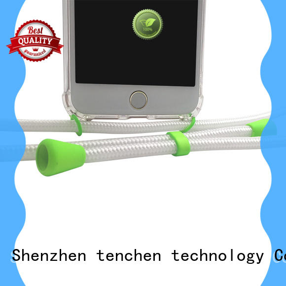 TenChen Tech solid cell phone case companies from China for retail