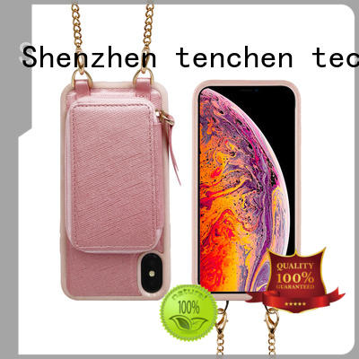 TenChen Tech black android cell phone covers customized for shop