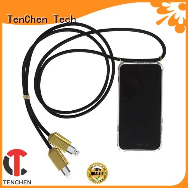 TenChen Tech back cover custom phone case manufacturer customized for household