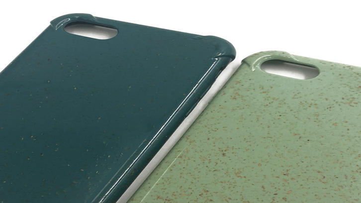 PLA eco-friendly degradable phone case