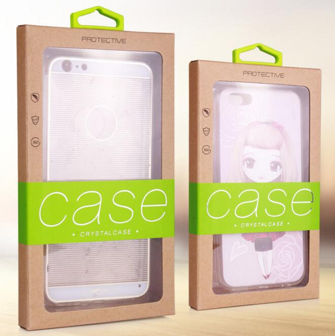 transparent waterproof phone case directly sale for retail-7