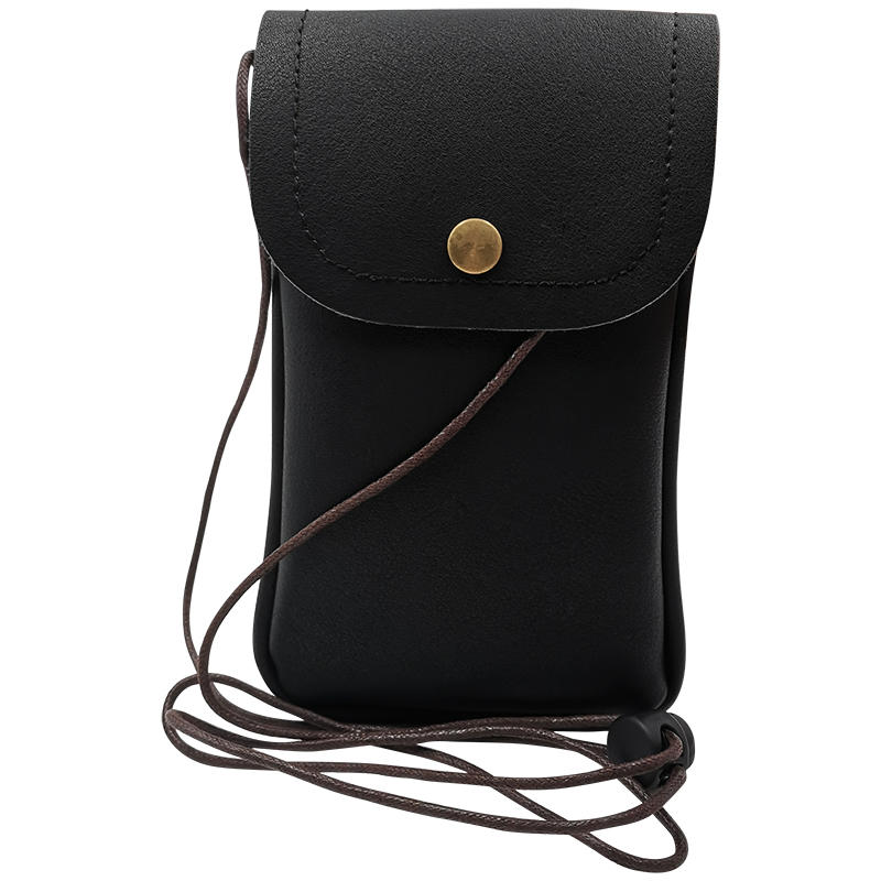 product-Puleather mobile phone bag with card slotholder-TenChen Tech-img-1