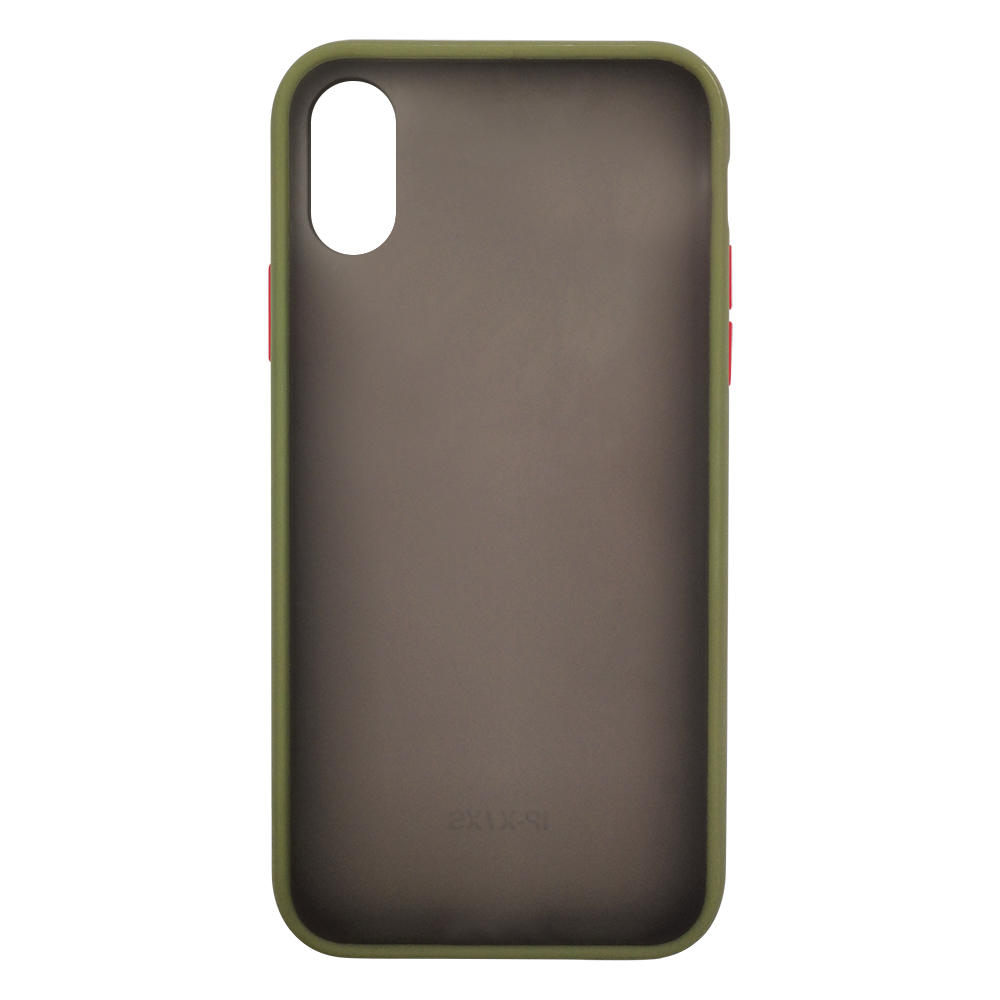 Matte TPU PC full protective mobile phone case