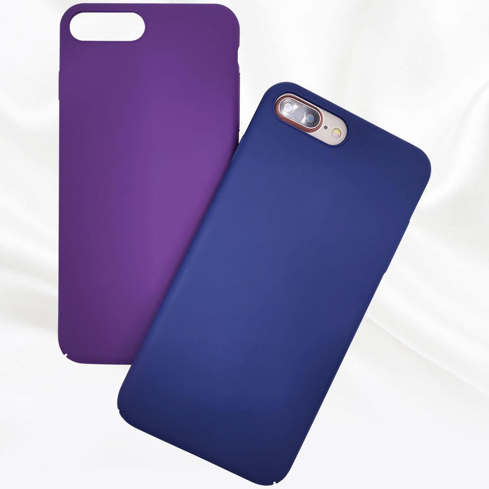 Clearance sales solid color hard PC mobile phone case