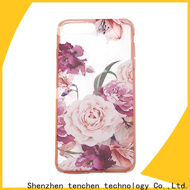 TenChen Tech liquid customized iphone case series for household