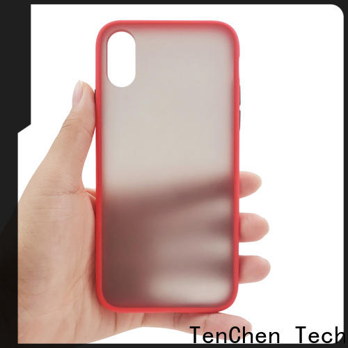 TenChen Tech protective custom iphone case factory from China for household
