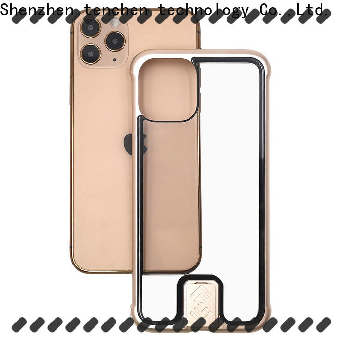 TenChen Tech leather phone case series for commercial