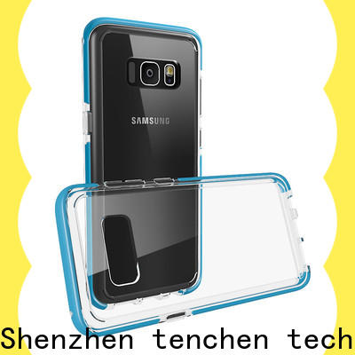 TenChen Tech clear phone case suppliers directly sale for commercial